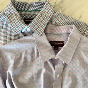 Johnston Murphy Dress Shirts